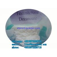 Wholesale High Purity Raw Testosterone Decanoate steroid powder Muscle Building  Injectable 5721-91-5 from china suppliers
