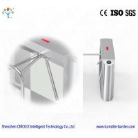 Wholesale Semi / Fully Automatic Stainless Steel Turnstiles With 20 ~ 35 People / Min , 50 60HZ from china suppliers