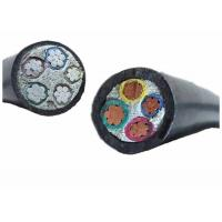 Wholesale Aluminium / Copper stranded conductor PVC Insulated power Cable with Fillers from china suppliers
