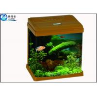 Wholesale 20L - 80L Filtration Cycle Energy Boutique Aquarium Fish Tank Home Furnishing Fish Tanks from china suppliers