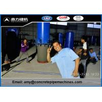 Wholesale Diameter 600 - 3600mm Vertical Concrete Pipe Machine With ISO Approved from china suppliers