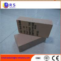 Wholesale Light Weight Refractory Clay Bricks , Insulating Fire Brick For Industrial Kiln from china suppliers