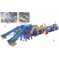 Wholesale PE/PP Film&Woven bag Recycling line from china suppliers