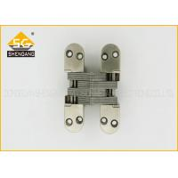 Buy cheap 180 Degree Concealed Inside Door Hinges For Cabinets / Wardrobe / Cupboard from wholesalers