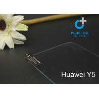 Wholesale Toughened Glass Huawei Y5 Screen Protector Oleophobic Coating 2.5 D Anti Shock from china suppliers