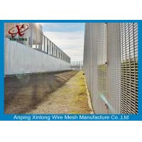 Wholesale Professional Hot Dipped Welded Mesh Security Fencing For Protection from china suppliers