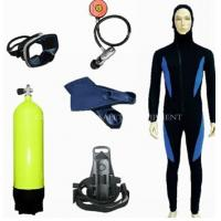 Wholesale Marine diving suits/diving apparatus complete from china suppliers