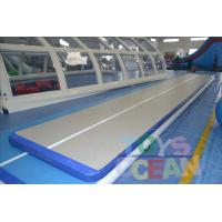 Wholesale PVC Customized Gymnastics Air Track Inflatable Air Tumble Track For Sports from china suppliers