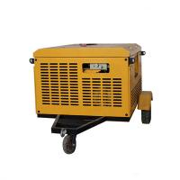 Wholesale 1460 Rpm Portable Hydraulic Power Unit 200m Wireless Control Distance 315 Bar Operating Pressure from china suppliers