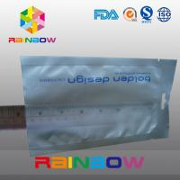Wholesale White Color ESD Shielding Anti Static Zipper Bag With Hang Hole Use For Electron from china suppliers
