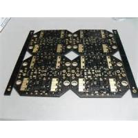 Wholesale Customized FR4 double sided pcb board 1.6MM Thickness , immersion gold pcb boards from china suppliers