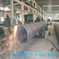 Buy cheap Water tube!!! Sprial welded steel pipe for water tube! from wholesalers