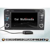 Wholesale Android 4.0 Car Stereo for Audi A3 Sat Nav Dvd Gps Navigation Autoradio Player Multmedia AUD-7683GD from china suppliers