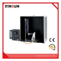 Quality Curtain Flammability Tester Flammability Tester for sale