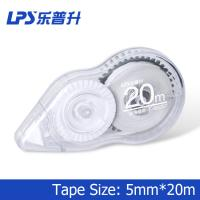Wholesale 20m Non Refillable White Out Correction Tape With Different Decoration Tape T-90287 from china suppliers
