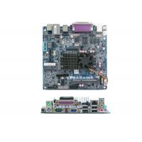 Wholesale Intel Dual-Core C1037U CPU Industrial computer Motherboard Support VGA / LVDS / DVI from china suppliers