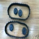 Wholesale Hot-on Sell ATV Rubber Track for Robot Rubber Parts from china suppliers