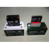 Wholesale High Power M8 12v 100ah Lead Acid Battery 6FM100H 330*171*214 mm from china suppliers