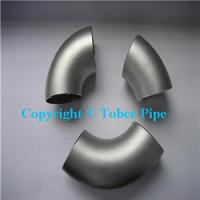Quality 30 degree seamless stainless steel elbow for sale