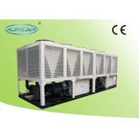Wholesale Industrial Air Conditioner Commercial Chiller Units , Air Cooled Screw Chiller 675KW from china suppliers