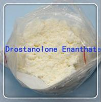 Wholesale Pharmaceutical White Powder Bodybuilding Supplements Steroids Drostanolone Enanthate 472-61-1 from china suppliers