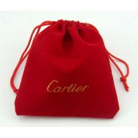 Wholesale red velvet bag from china suppliers