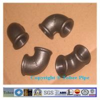 Wholesale Stock Malleable Iron Black Elbow from china suppliers