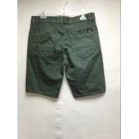 Wholesale Army Green Casual Style Mens Short Twill Pants , Mens Cargo Shorts Pants from china suppliers