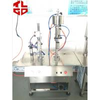 Wholesale Butane Gas Refill Can Refilling Machine, Semi Automatic Butane Gas Filling Machine from china suppliers