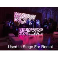Quality Die Casting Aluminum Epistar P4 Indoor Led Screen Rental With Hanging for sale