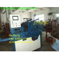 Wholesale Plastic Coated Wire Hanger Making Machine from china suppliers