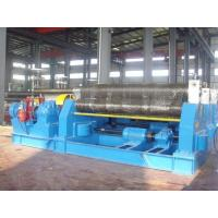 Wholesale 25 - 30 mm Thickness Plate Rolling Machine 3 Roll Mechanical Plate Bending Machine from china suppliers