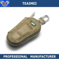 Wholesale Customized Car Logo Real Leather Key Holder For Cars Decoration from china suppliers