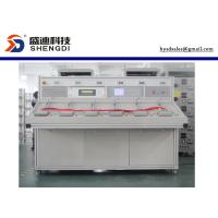 Wholesale HS-6303 Three Phase Energy Meter Test Bench,6 Position,3P3W,3P4W CT meter,0.05% Class,Max.120A output from china suppliers