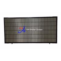 Buy cheap Oil & Gas Swaco Mongoose Steel Frame Shaker Screen For Solid Control from wholesalers