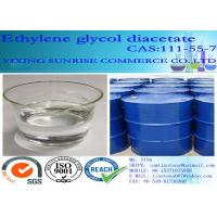 Quality Core Binding Resins Ethylene Glycol Diacetate CAS 111-55-7 EGDA For Foundry Solvent for sale