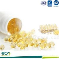 Wholesale 1000 IU Vitamin E Oil Supplement , Natural Nutrition Supplements Positive Identification from china suppliers