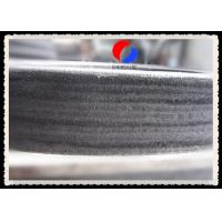 Wholesale Insulation Felt With Carbon Fiber Cloth , Rayon Based Rigid Graphite Felt from china suppliers