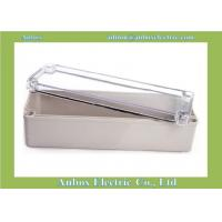 Wholesale 250*80*85mm Large Clear weatherproof box for outdoor projector from china suppliers