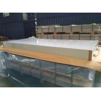Wholesale 3003 H*2/H*4/T4/T6 Aluminum Plate Used in Automobile Manufacturing and Rail Transit from china suppliers