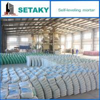 Wholesale self-leveling compounds to install cement flooring system from china suppliers