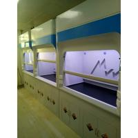 Buy cheap Hospital Benchtop / Chemical FRP Fume Hood Exhaust System With Moisture Proof Table from wholesalers