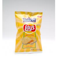 Buy cheap Creative Design Bottom Gusset Foil Zip Lock Bags For Snack Packaging from wholesalers