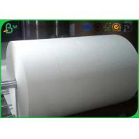 Wholesale One / Two Side Coated Glossy Art Paper Jumbo Roll For Making Stick Paper from china suppliers