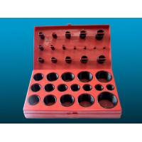 Wholesale Red NR / CR /  EPDM, Silicone Viton O-Ring Kits, With 32 Sizes 407 PCS O-Rings DIY For Custom For Oil Seals from china suppliers