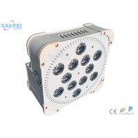 Wholesale Wireless Battery Powered Stage Lights With 6in1 Optics Sound Control from china suppliers