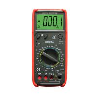 Wholesale Manual handheld electronic digital multimeter 200Ω - 200Mω multitester from china suppliers