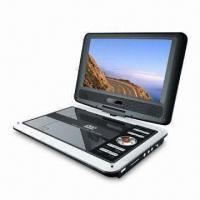 Wholesale 9-inch Portable DVD Player with 16:9 or 4:3 Aspect Ratio from china suppliers