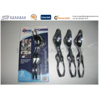 Wholesale Injection Molded Products Eating Utensil Fork + Spoon + Knife + Bottle Opener for The Disabled from china suppliers