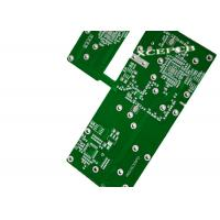 Wholesale FR4 1.2mm HDI Rigid PCB 1OZ Copper High Level Radio Communication Board from china suppliers